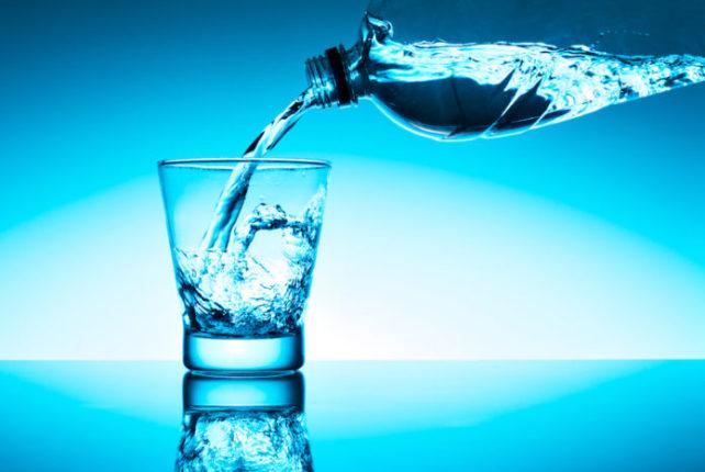 Acqua minerale migliore