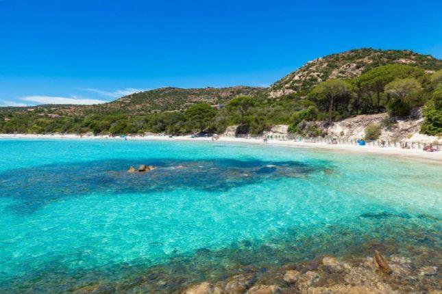 Spiagge Corsica Migliori